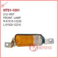 212-1607 TOYOTA COROLLA lâmpada de frente