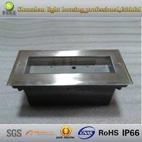 6W square underground lamp luminance