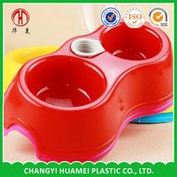 Customized resin pet bowls
