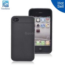 Hot Selling Glossy TPU Gel Phone Case for iPhone 4 Skin Cover