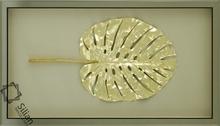 Palm leaf I craftwork picture