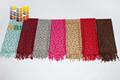 borboleta impressa lenços de novo design disponível em várias cores e estilos