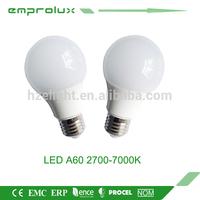 Modern 2014 A60 7w 10w 12w 15w 110v mini led bulb light