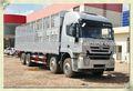 China 8*4 caminhão de carga elétrica dimensão