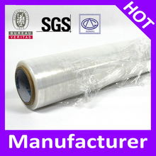 10 Year Factory LLDPE Stretch Film Clear packaging