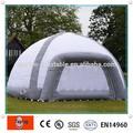 fibra de carbono pólo material e tecido de lona inflável tendas de campismo para vendas