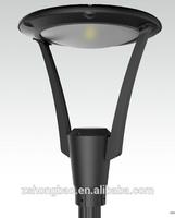 2014 cast iron solar LED garden lights from China manufacturer led light solar garden