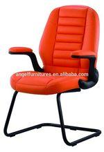 Good quality useful chrome ski base visitor chair