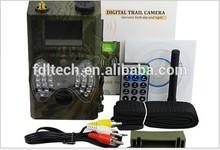 HD Hidden GSM MMS Digital Game Hunting Wide View Camera Alarm