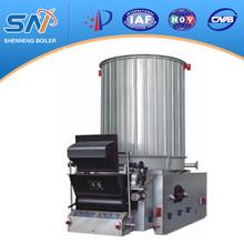 YGL biomass vertical oil heating boiler