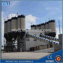HZS120 Automatic High quality Concrete Batch Plant On sale