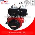diesel del solo cilindro del motor diesel del motor