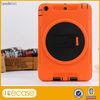 silicon with pc design for ipad mini case, 2 in 1 for ipad case PC+silicone, for ipad mini PC+TPU case