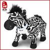 High quality toy customized plush wild animal toy stuffed toy animal zebra