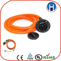 IEC European standards EV car charging 62196-2 socket outlet