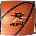 2014 Hot 190T Polyester fashionable basket ball polyester drawstring bag bag