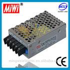 Mini smps power supply RS-25-24 240v ac 24v dc transformer power supply automobile starting power aluminium case