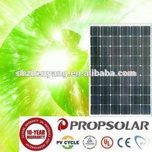 best price of 120 watt solar panel in high quality
