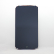 Full LCD Display Touch Screen Digitizer With Frame For LG Google Nexus 4 / E960