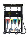 comò distributore di carburante wayne per la vendita di rifornimento benzina e olio disel distributore di carburante