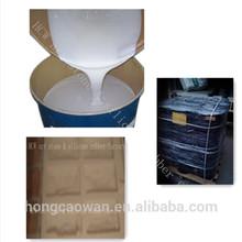 artificial culture stone use liquid silicone rubber
