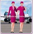 Fantasia aeromoça uniforme/ar uniforme de aeromoça