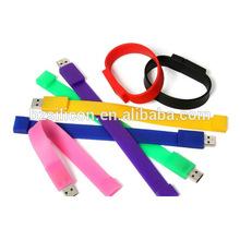 full capacity bracelet usb memory ,best silicon usb stick ,bulk 1gb usb flash drives
