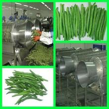High speed green sword bean/green beans/haricot bean cutting head machine