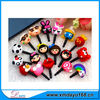 Cute Red 3.5mm Anti Dust Earphone Jack Plug Stopper Cap for Phone