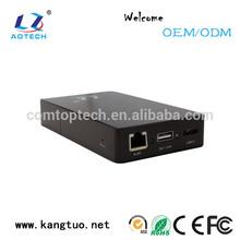 wifi router/power bank 2.5 inch sata hdd enclosure internal
