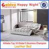 Alibaba french provincial furniture bedroom single bed G1021