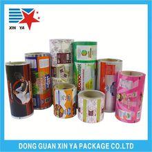opp plastic film roll
