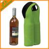 Promotional high quality customized neoprene bottles cooler bag