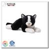 Custom stuffed pet lifelike cat plush toy