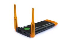 US647 U-SEEK Android 4.2 RK3188 Quad Core 2G/8G TV Stick satellite internet box with Dual External Antenna