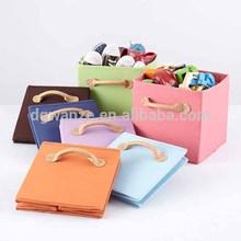 The fashion folding wall mounted plastic storage box good quality