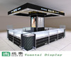 luxury jewelry display furniture for store showcase design
