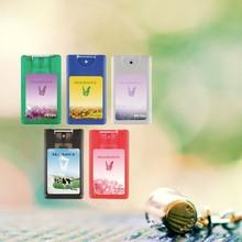 PET Card Shape 15ml Scented Fragrances