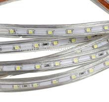220v 110v LED SMD 3528 RGB flexible strip light waterproof IP 68