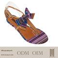 de alta calidad nuevo diseño elegante y sexy joven mujer elegante de color naranja de las señoras zapatos de vestir 2014