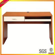 Durable children wooden computer desk lap desks with storage