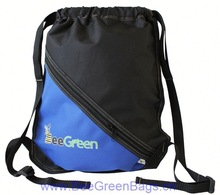 2014 Sports 210D Polyester camping&hiking backpack with Zippered Pocket