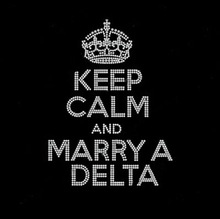 keep clam and marry a delta rhinestone hotfix designs for shirts