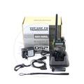 Guardia de seguridad de equipos de radio baofeng uv- 5ra+ uhf+vhf de doble banda de walkie talkie