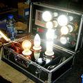 Demokoffer, led-lampe demo kit, led-lampe tester, führte testbox, led-display-box, heißer verkauf aluminium portable eyd380-7p-customize003