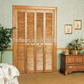 merbau en bois massif persiennes portes de placard