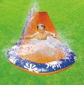 mejor venta de pvc de agua inflable de diapositivas