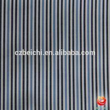 ctn china stripe yarn dyed fabrics for shirting