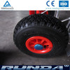cheap small rubber wheels 300-4