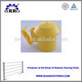 Clôture ranch de bois de haute qualité de clôture électrique en plastique t post isolant pour l'agriculture de chèvre